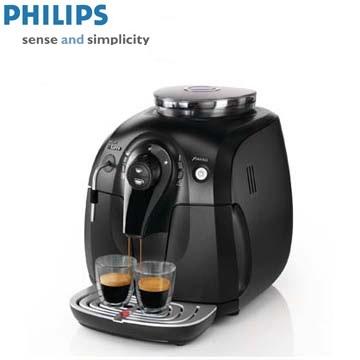 飛利浦Saeco黑爵義式咖啡機(HD8743)