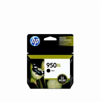 HP 950XL黑色墨水匣(CN045AA)