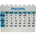飛利浦積木萬年曆