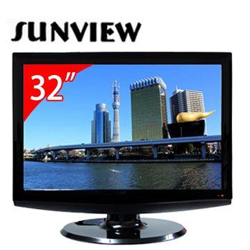 Sun View 32型液晶顯示器+視訊盒 SF-3226