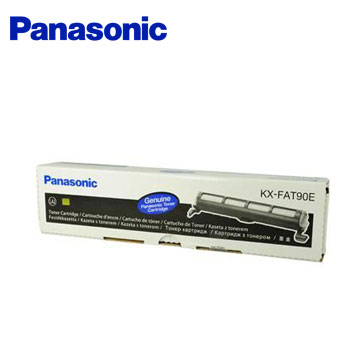 Panasonic KX-FL421專用原廠碳粉匣(KX-FAT90E)