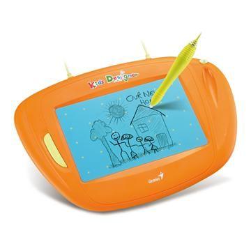 Genius Kids Designer數位繪圖板(Kids Designer)
