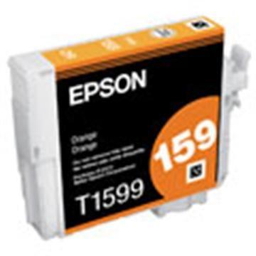 EPSON 159 橙色墨水匣(C13T159990)