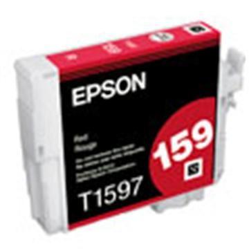 EPSON 159 紅色墨水匣(C13T159790)