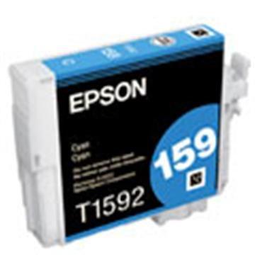 EPSON 159 青藍色墨水匣(C13T159290)