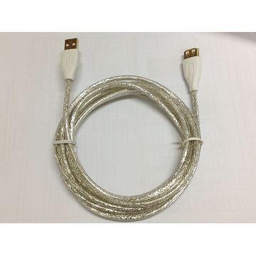 R-driver USB2.0 A公對A母傳輸線(1.8米)(UAFTAM1.8M)