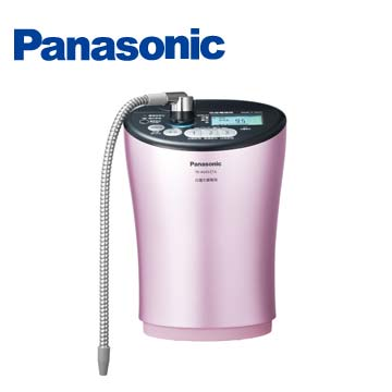 Panasonic鹼性離子整水器(粉色)