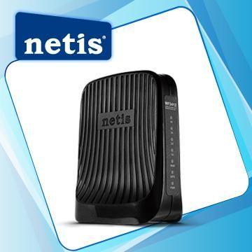netis 直立式無線寬頻分享器(WF2412)