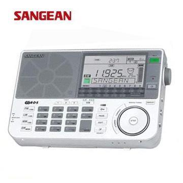 SANGEAN 全波段專業化數位型收音機 ATS-909X(ATS-909X)