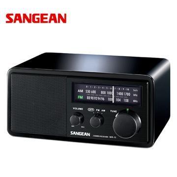 SANGEAN 復古二波段收音機 WR-11(WR-11)