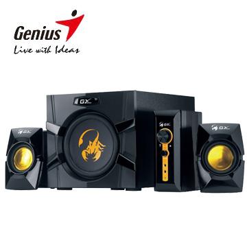 Genius 電競遊戲專用喇叭(SW-G2.1 3000)