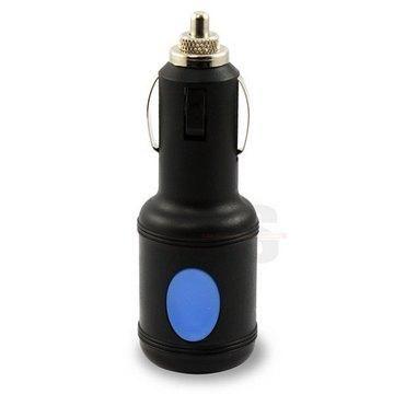 TOPPOP 1A 1USB 車充-黑藍(TP-11070218)