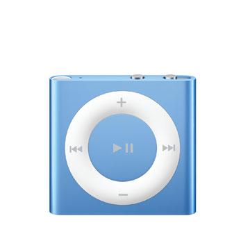 【2GB】iPod shuffle 藍色(MD775TA/A)
