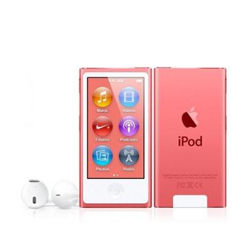 【16G】iPod nano 粉紅色(7TH)(MD475TA/A)
