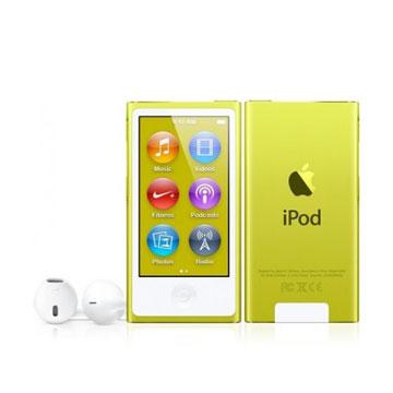 【16G】iPod nano 黃色(7TH)(MD476TA/A)