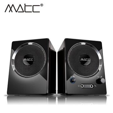 MATC 2.0聲道防磁多媒體音箱(MA-2200)