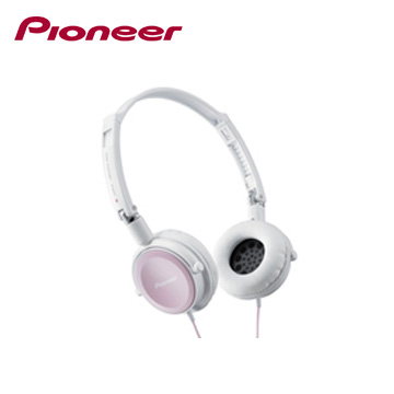 Pioneer 絢彩時尚耳罩式耳機(SE-MJ511-HP)
