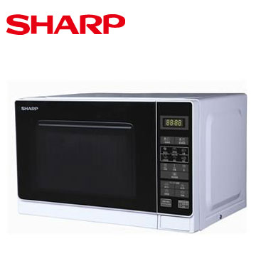 SHARP 20L微電腦微波爐(R-T20Z(W))