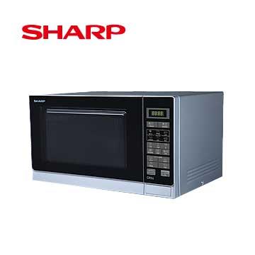 【展示機】SHARP 25L燒烤微波爐(R-T70Z(S))