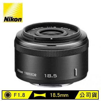 Nikon NIKKOR 18.5mm F/1.8 公司货 雅痞黑(18.5mm f/1.8bk(黑))