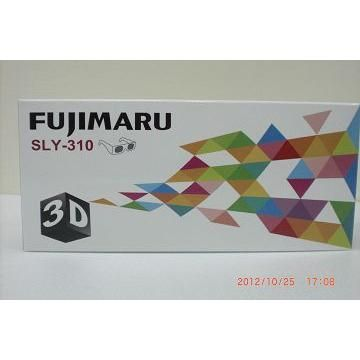 Fujimaru 3D偏光式眼鏡(2入裝)(SLY-310)