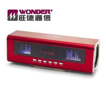WONDER USB/MP3/FM 隨身音響WD-9209U WD-9209U