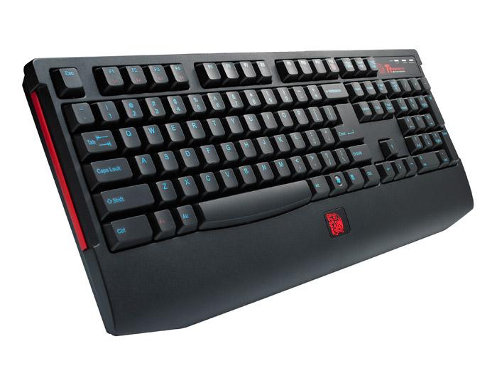 曜越 KNUCKER速戰傭兵類機械式鍵盤(KB-KNK008TC)