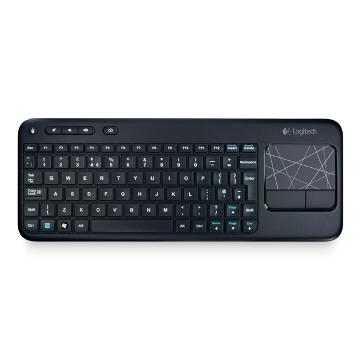 羅技R 無線觸控板鍵盤K400r(920-004599)
