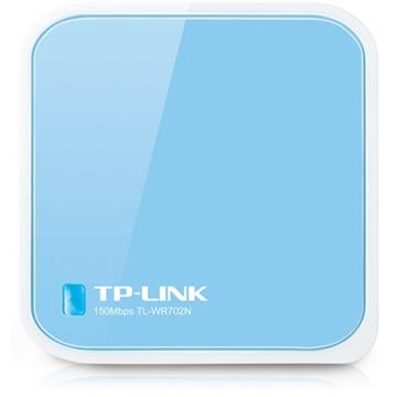 TP-LINK 150Mbps 無線N迷你路由器(TL-WR702N-1)