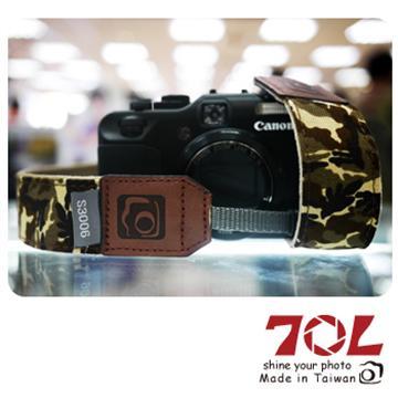 70L COLOR STRAP迷彩系列相機背帶-野戰迷彩(S3006)