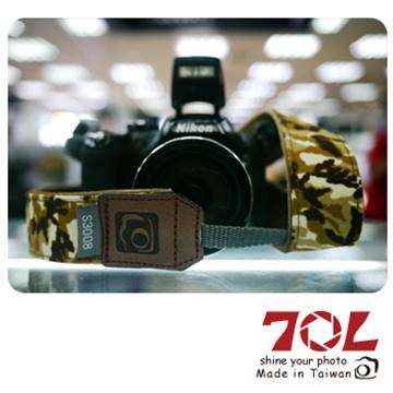 70L COLOR STRAP迷彩系列相機背帶-沙漠迷彩(S3008)