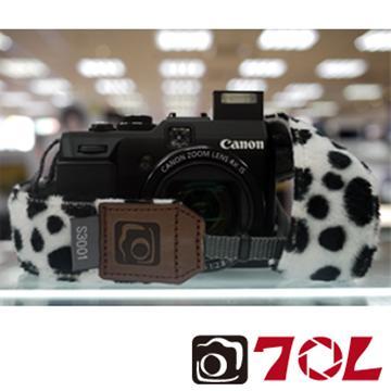 70L COLOR STRAP彩色相機背帶-乳牛紋(S3001)