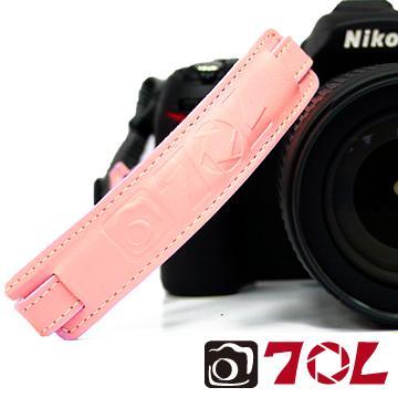 70L SWL1201彩色真皮手腕帶-甜美粉(SWL1201甜美粉)