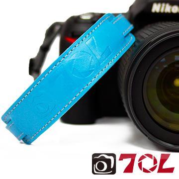 70L SWL1201彩色真皮手腕帶-天空藍(SWL1201天空藍)