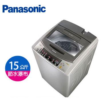 Panasonic 15公斤超強淨大海龍洗衣機(NA-168VB-N(香檳金))