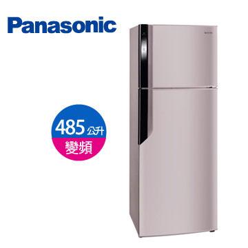 Panasonic 485公升ECONAVI雙門變頻冰箱(NR-B486GV-P(紫羅蘭))