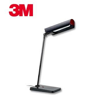 【展示機】3M LED檯燈-科技黑(ML6000-BK)