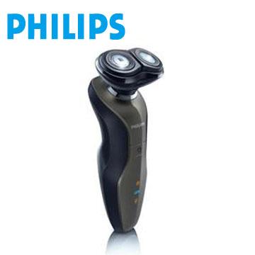 飛利浦銳鋒系列兩刀頭水洗電鬍刀