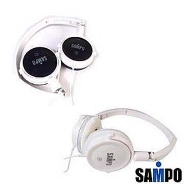 聲寶頭戴式折疊耳機(EK-Y1181MH)