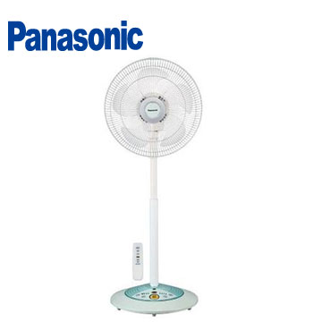 Panasonic 14吋負離子電風扇(F-H14ANR)