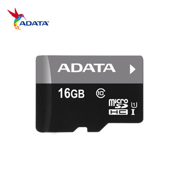 【U1】威剛 Micro SD C10 16G記憶卡