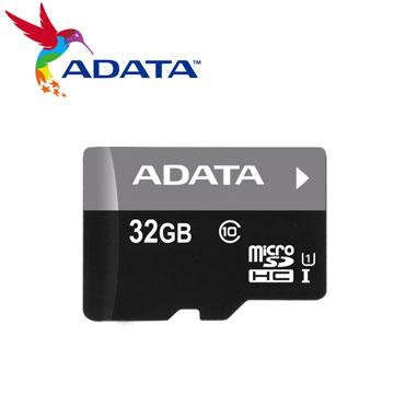【U1】威剛 Micro SD  C10 32G記憶卡(AUSDH32GUICL10-RA1) | 快3網路商城~燦坤實體守護