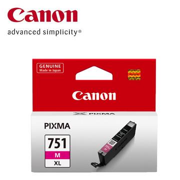 Canon CLI-751XL M 大容量分離式紅色墨水(CLI-751XL M)