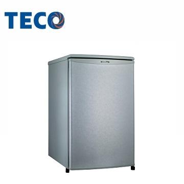 【福利品展示機】東元 91公升一級單門小冰箱(綠色)