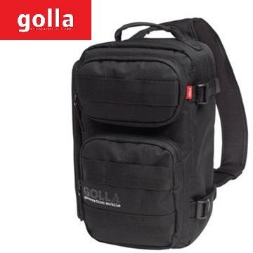 Golla 斜肩大相機包 雙軌黑(G1368)