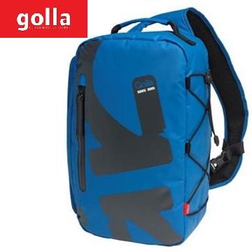 Golla 斜肩大相機包 潮流藍(G1370)