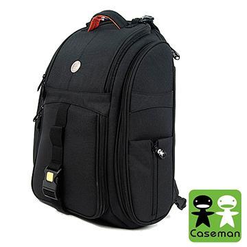 Caseman 卡斯曼 AP05專業旅行者後背包 黑色(D11-CAS-AP05-61)
