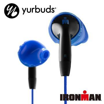 yurbuds INSPIRE DURO 耳機-黑藍(10301)