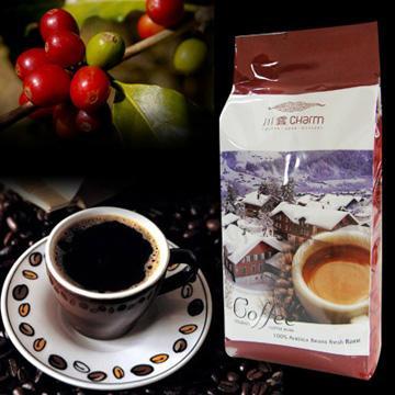 川雲 義大利濃縮咖啡豆(E2_002)