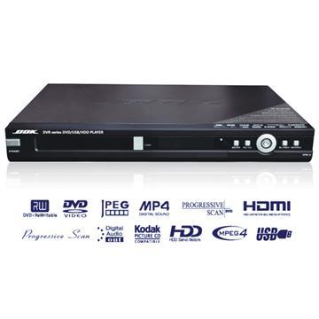 BOK HDMI/USB/ 160G硬碟式DVD錄放影機  (DVR-160G)(DVR-160G)